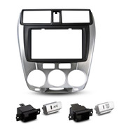 DNA HON-K8008 Double DIN Fascia Panel to Suit Honda City