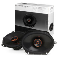 "Infinity REF8632cfx REFERENCE 6"" x 8"" (152mm x 203mm) 180W Coaxial Car Speaker"