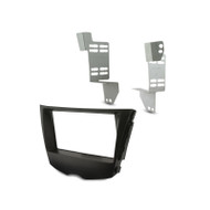 DNA HYN-K11480 Double DIN Fascia Panel to Suit Hyundai Veloster
