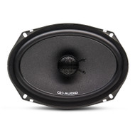 "DD Audio DX6X9 6x9"" 150W RMS D Class Coaxial Speakers"