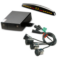 Parkmate PTS410M7-F Front Parking Assist System with LED Display & Audible Alerts