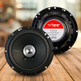 "Vibe DB6-V4 Critical Link 120W 6.6"" Car Single Replacement Speaker"
