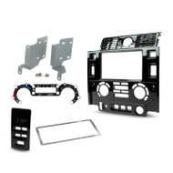 Aerpro FP8487 Double Din Facia to Suit Landrover Defender 2007-2015