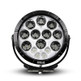 Great Whites GWR10144 220mm Round Attack Driving Light