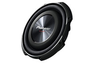 """Pioneer TS-SW3002S4 12"""" 1500W Shallow-Mount Subwoofer"""