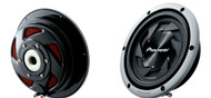 """Pioneer TS-SW251 - 10"""" Shallow Mount IMPP Component Subwoofer with 800W Max. Power"""