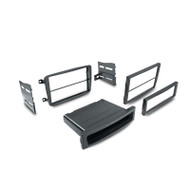 DNA MB-K100C Single/Double DIN Fascia Panel To Suit Mercedes Benz
