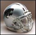 Kansas State Wildcats Mini Authentic Schutt Helmet