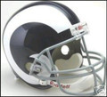 Los Angeles Rams 1965-72 Full Size Replica Throwback Helmet