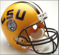 LSU Louisiana State Tigers Full Size Replica Helmet