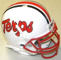 Maryland Terrapins Alternate White Mini Authentic Schutt Helmet