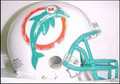 Miami Dolphins 1980-96 Throwback Mini Replica Helmet