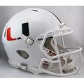 Miami Hurricanes Authentic Speed Helmet