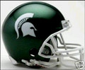 Michigan State Spartans Mini Replica Helmet