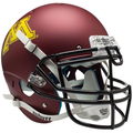 Minnesota Golden Gophers Full Size Authentic Schutt Helmet