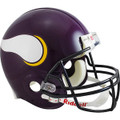 Minnesota Vikings 1983-01 Full Size Replica Throwback Helmet