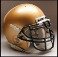 Navy Midshipmen Mini Authentic Schutt Helmet