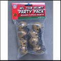 New Orleans Saints Gumball Helmet Party Pack