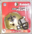 New Orleans Saints NFL Pocket Pro Single Football Helmet