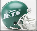 New York Jets 1978-89 Throwback Mini Replica Helmet