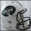 New York Jets Authentic Revolution Speed Football Helmet