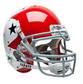 Air Force Falcons Schutt XP Red White & Blue Mini Helmet