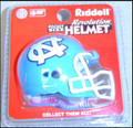 North Carolina Tar Heels Pocket Pro Single Football Helmet
