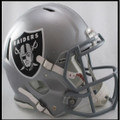 Oakland Raiders Authentic Revolution Speed Football Helmet