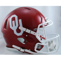 Oklahoma Sooners Authentic Speed Helmet