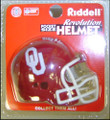 Oklahoma Sooners NCAA Pocket Pro Single Football Helmet