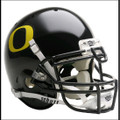 Oregon Ducks Full Size Replica Black Schutt Helmet