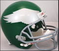 Philadelphia Eagles 1959-69 Full Size Replica Throwback Helmet