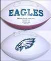 Philadelphia Eagles Full Size Logo Football