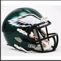 Philadelphia Eagles Mini Speed Football Helmet