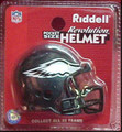 Philadelphia Eagles NFL Pocket Pro Single Football Helmet