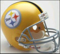 Pittsburgh Steelers 1962 Full Size Replica Throwback Helmet