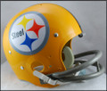 Pittsburgh Steelers Full Size TK Suspension Throwback Helmet 1962