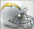 San Diego Chargers 1961-73 throwback Full Size Authentic Helmet