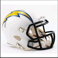 San Diego Chargers Mini Speed Football Helmet