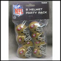 San Francisco 49ers Gumball Helmet Party Pack