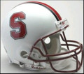 Stanford Cardinals Full Size Authentic Helmet