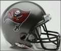 Tampa Bay Buccaneers 1997-2013 Mini Replica Helmet
