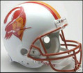 Tampa Bay Buccaneers 1976-96 Throwback Full Size Authentic Helmet