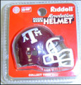 Texas A and M Aggies NCAA Pocket Pro Single Football Helmet