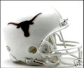 Texas Longhorns Mini Replica Helmet