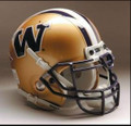 Washington Huskies Full Size Replica Schutt Helmet