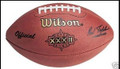 Wilson Official Super Bowl 32 XXXII Football