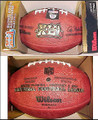 Wilson Official Super Bowl 41 XLI Football