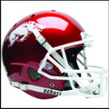 Arkansas Razorbacks Full XP Replica Football Helmet Schutt