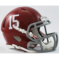 Alabama Crimson Tide Mini Speed Helmet